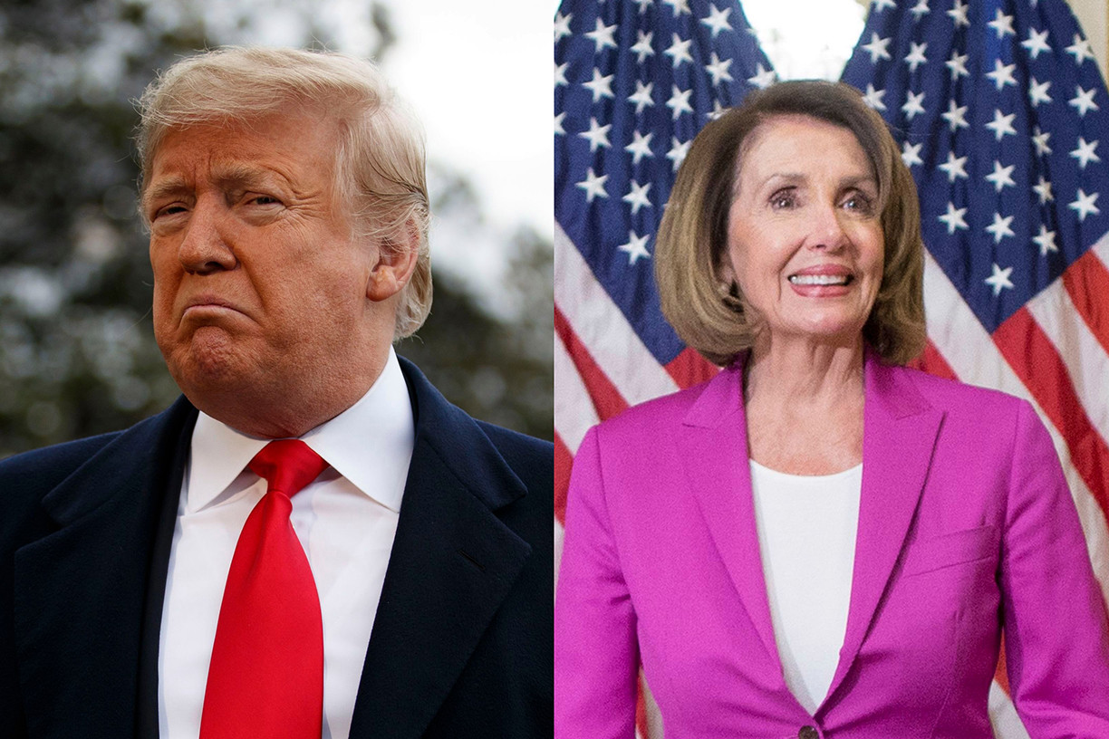trump-entices-problem-solvers-to-white-house-in-attempt-to-shut-out-pelosi-on-shutdown-talks
