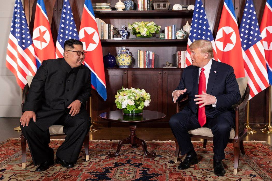 trump-will-meet-kim-in-february-white-house-says