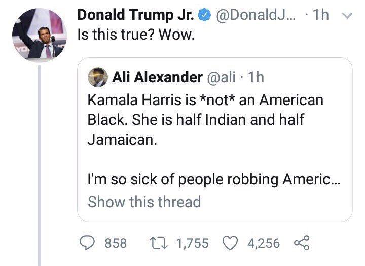 TrumpJr-Alexander-Tweet